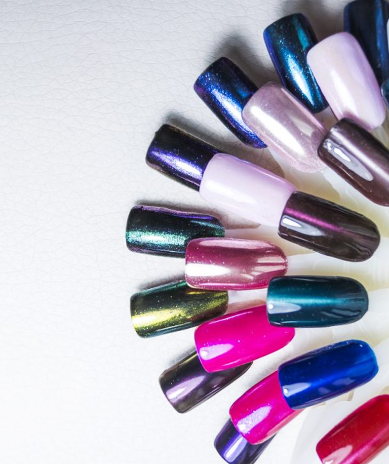 Holographic Nail Polish Brands